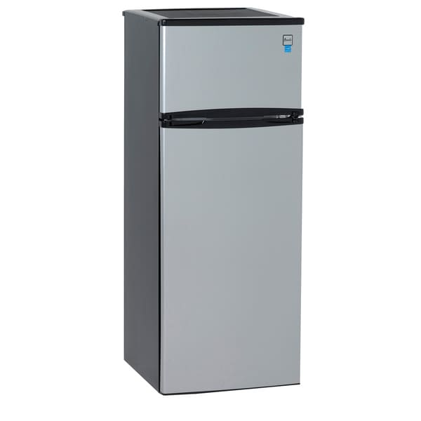 Apartment Fridge: Shop Avanti RA7316PST Apartment-size Refrigerator/ Freezer