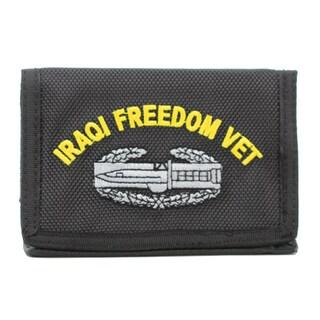 Iraqi Freedom Veteran Trifold Wallet