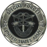 Special Forces US Army Coin