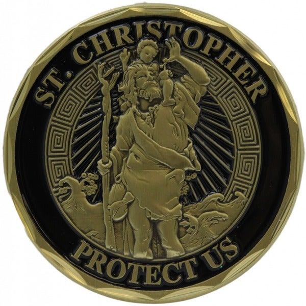 St. Christopher US Army Coin