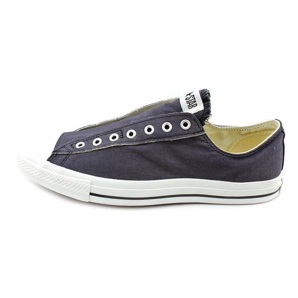 Shop Converse Men\u0027s \u0027Laceless Low\u0027 Basic Textile Athletic