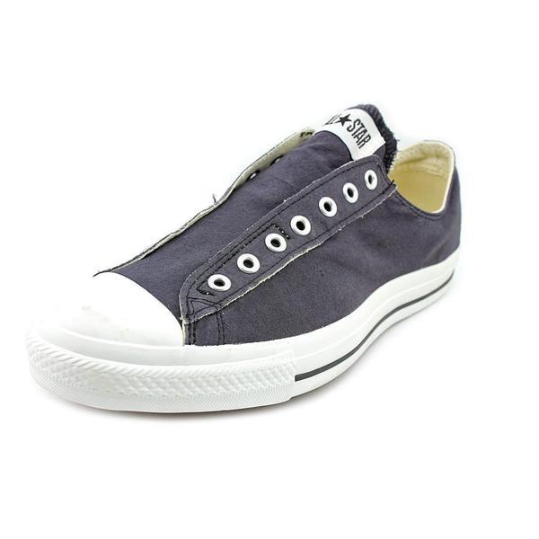31904472bc246f Shop Converse Men s  Laceless Low  Basic Textile Athletic Shoe (Size ...