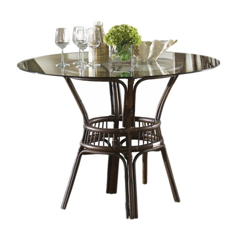 Panama Jack Bora Bora Stackable Dining Base with Glass - Brown