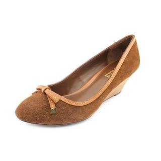 Lauren Ralph Lauren Women's 'Bernee' Regular Suede Dress Shoes