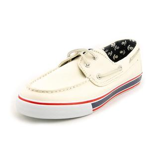 Sperry Top Sider Women's 'Bahama Striped' Canvas Casual Shoes