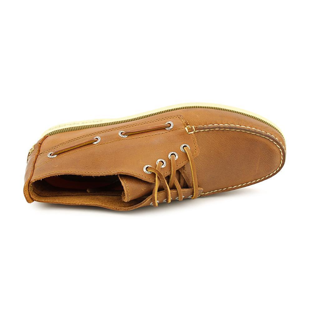 Sperry Mens A//O Chukka Suede Boot