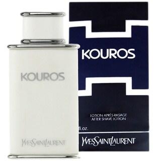 Yves Saint Laurent Kouros Men's 3.4-ounce Aftershave Splash