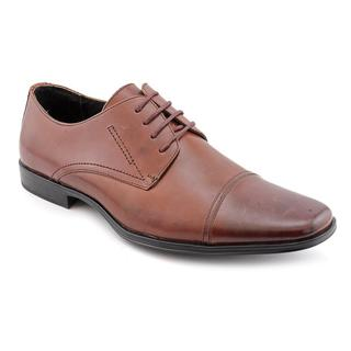 Stacy Adams Men's 'Montgomery' Leather Dress Shoes - Wide (Size 9 )