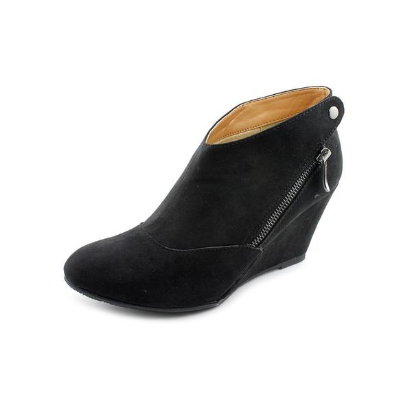 Shop CL By Laundry Women s  Valerie  Faux Suede Boots - Free ... e4165a875d