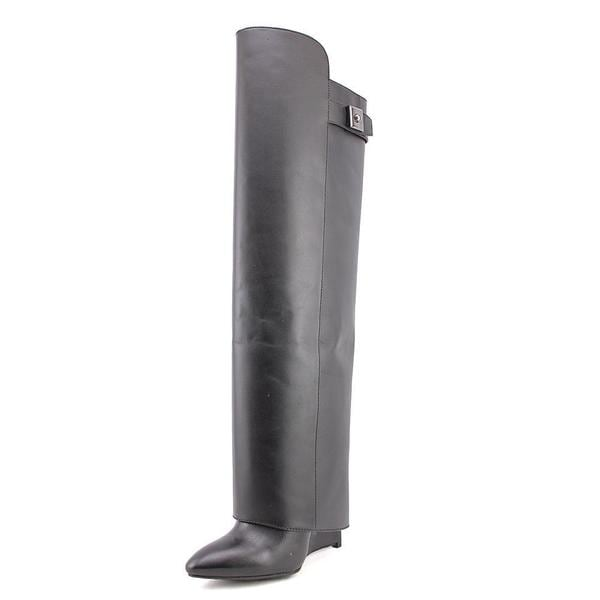 8a31377e7512 Shop Enzo Angiolini Women s  Damus  Leather Boots (Size 5.5 ) - Free ...