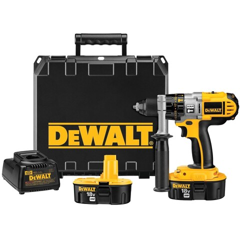 Dewalt DCD950KX 18-volt XRP 0.5-inch Drill/ Driver/ Hammerdrill Kit