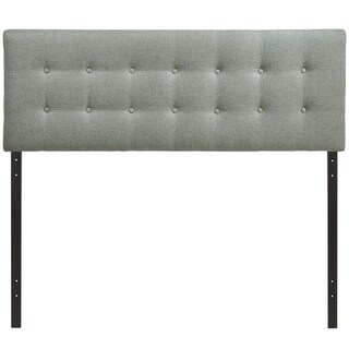 Laurel Creek Payton Full Fabric Single Headboard