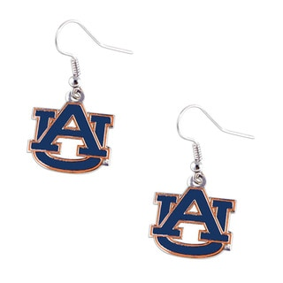 Auburn Tigers NCAA Team Logo Dangle Earring