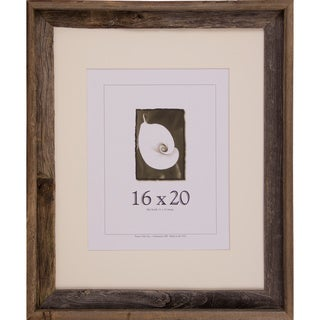 Barnwood 16x20 Picture Frame