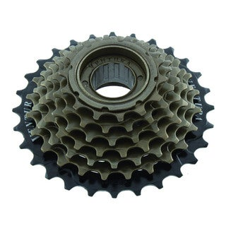 14-28-tooth Black/ Brown Freewheel