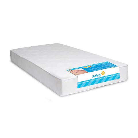 DHP Safety First Heavenly Dreams Firm Crib Mattress
