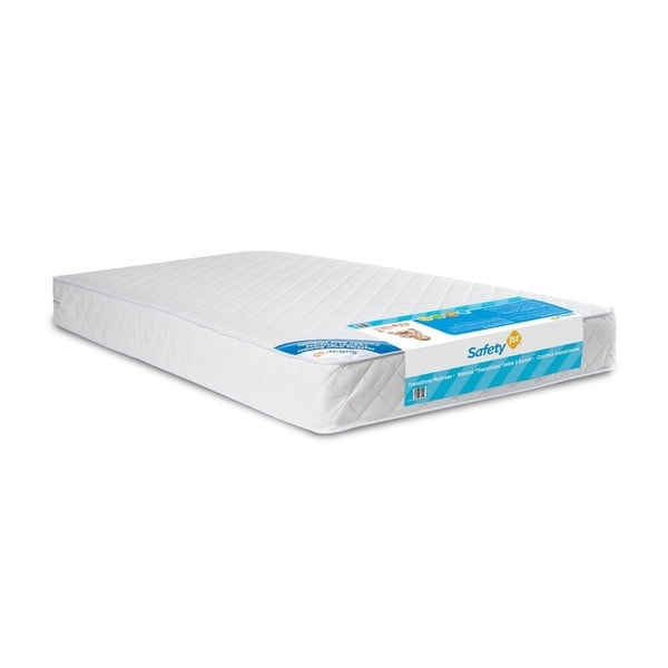 Dhp Safety First Transitions Baby Toddler Mattress Free