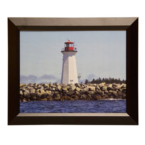 Black Narrow 11x14 Picture Frame