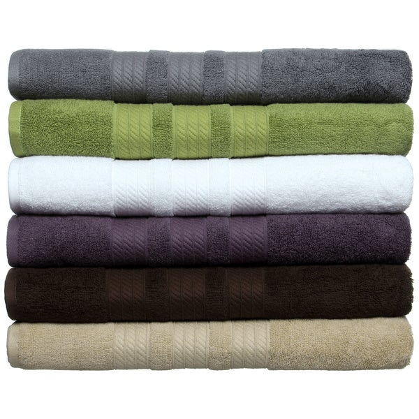 Campari Egyptian Cotton 6-piece Towel Set
