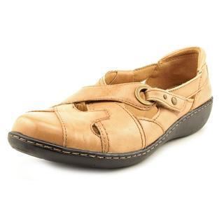 Clarks Women's 'Ashland India' Leather Casual Shoes (Size 5 )