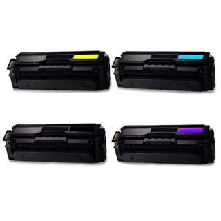 Samsung 4-piece Compatible Toner Cartridge CLT-504S/ CLP-415NW/CLP-4195FW Set