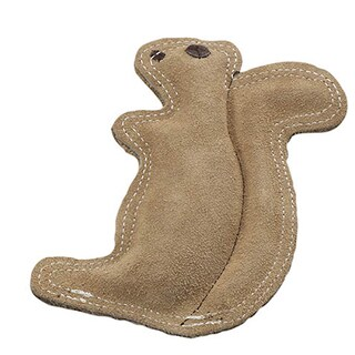 Dura-Fused Leather Squirrel