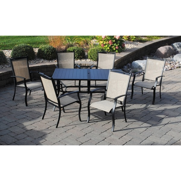 HD wallpapers sun casual arrabelle 7 piece outdoor dining set