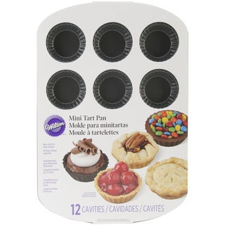Mini Tart Pan-12 Cavity