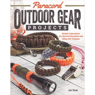 Design Originals-Paracord Outdoor Gear Projects