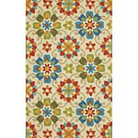Grand Bazaar Salvaje Multi Area Rug - 8'6 x 11'6