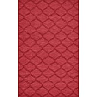 Grand Bazaar Rigby Red Area Rug - 9'6 x 13'6