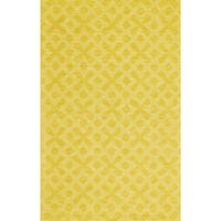 Grand Bazaar Rigby Yellow Area Rug - 9'6 x 13'6