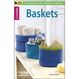 Leisure Arts-Baskets