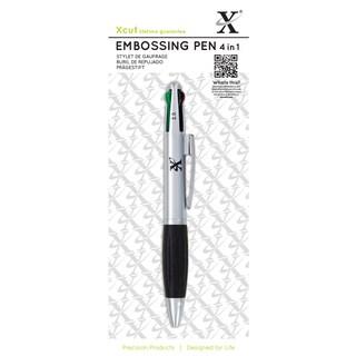 Xcut 4-In-1 Embossing Pen