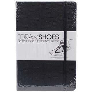 IDRAW Shoes Sketchbook & Reference Guide-Black