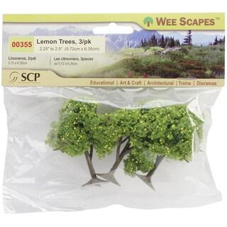 """Lemon Trees 2.25"""" To 2.5"""" 3/Pkg"""