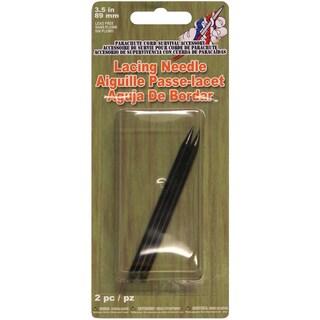 Parachute Cord Lacing Needles 2/Pkg