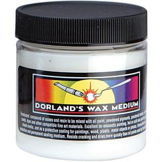 Dorland's Wax Medium 4oz