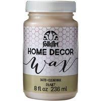 FolkArt Home Decor Wax Sealer 8oz-Clear
