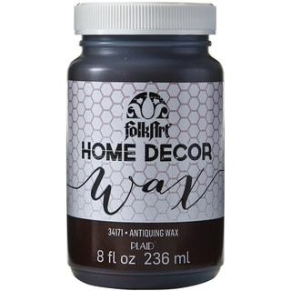 FolkArt Home Decor Wax Sealer 8oz-Antiquing