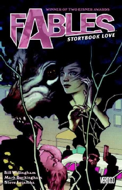 Fables: Storybook Love (Paperback)