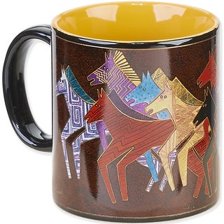 Laurel Burch Artistic Mug Collection-Native Horses