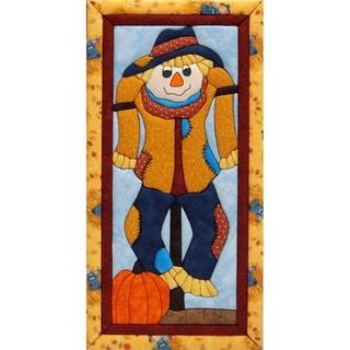 "Scarecrow Quilt Magic Kit-9.5""X19"""