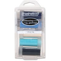 Stampendous Embossing Powder Kit 5/Pkg-Submerge