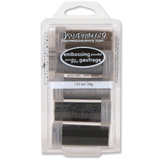 Stampendous Embossing Powder Kit 5/Pkg-Aperture
