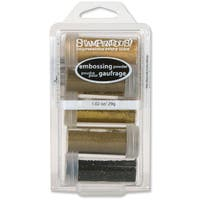 Stampendous Embossing Powder Kit 5/Pkg-Glamour