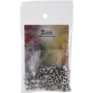 "Rapid Rivets .1875"" 100/Pkg-Nickel Plated"