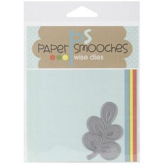 Paper Smooches Die-Loopy Leaf
