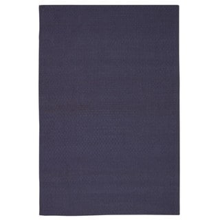 Nourison Sojourn Purple Rug (5' x 7')