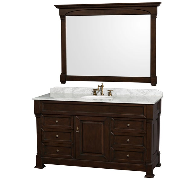 Pretty Tiled Baths Showers Thin Tall Bathroom Vanity Height Regular Italian Bathroom Design Ideas Clean Bathroom Sink Drain Trap Youthful Kitchen Bath Design Center Bedford FreshBathroom Fitting Costs Homebase Wyndham Collection Andover 60 Inch Dark Cherry UM Round Sink 56 ..